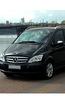 Минивэн такси Фиолент - Ялта